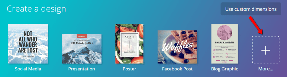 how to create blog images for wordpress with canva 100 free