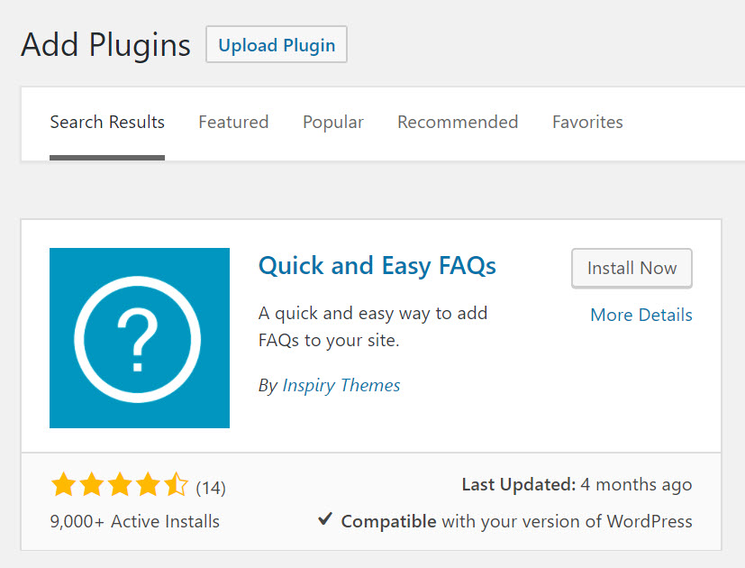 WordPress FAQ: How to Add an FAQ Section to Your Site