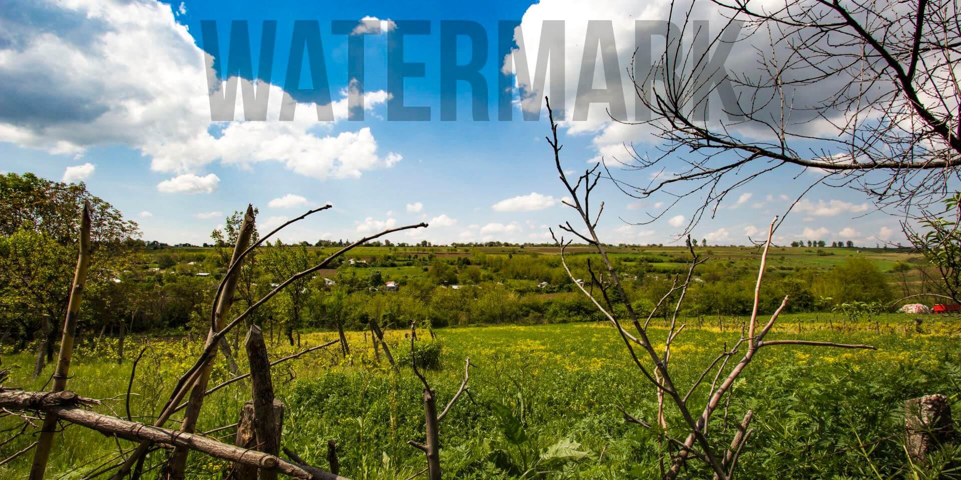 Watermark Images in WordPress