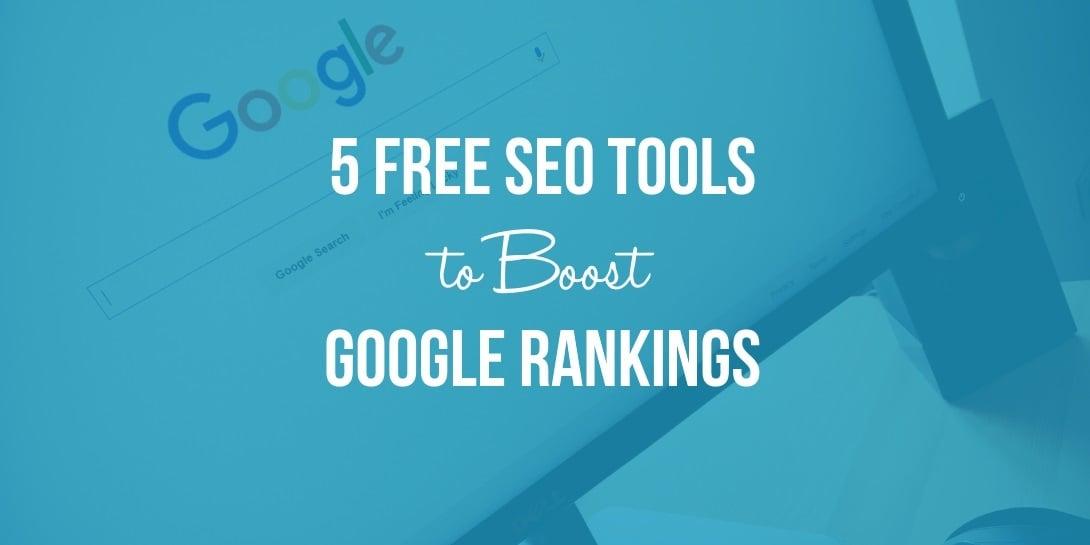 5 free SEO tools