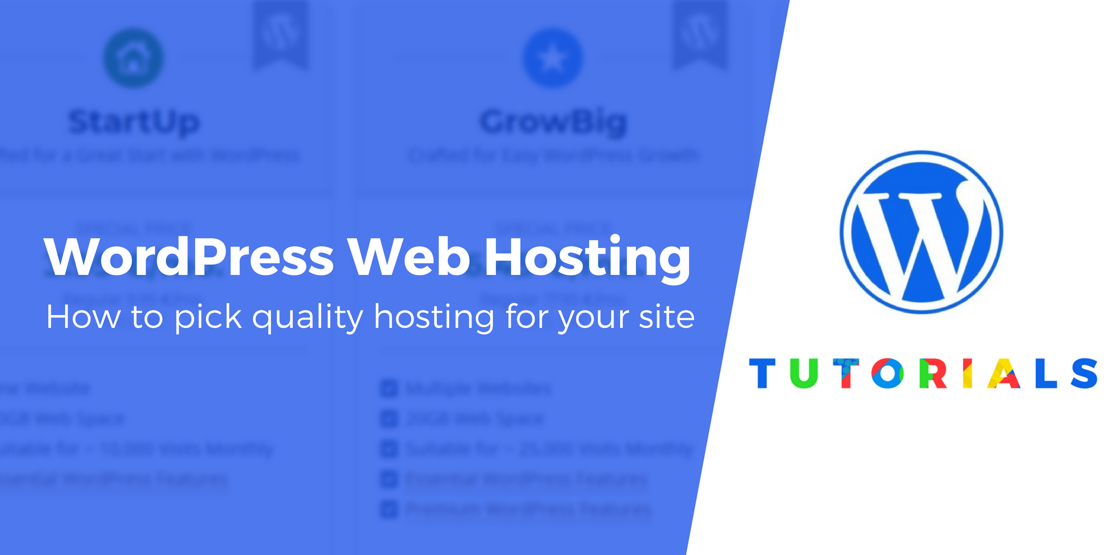 wordpress web hosting company