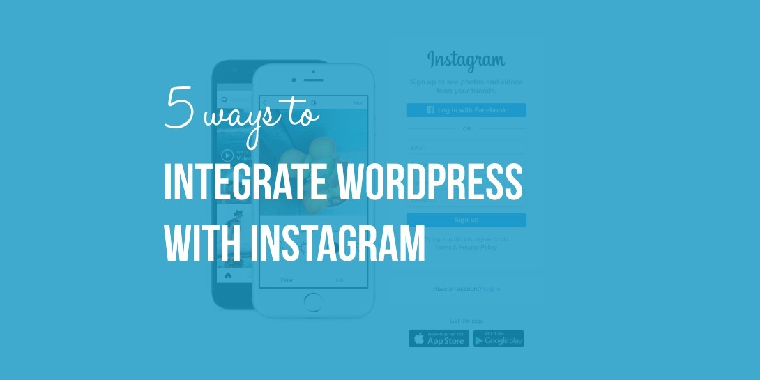 integrate WordPress with Instagram