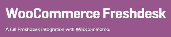 WooCommerce Extensions: Freshdesk.