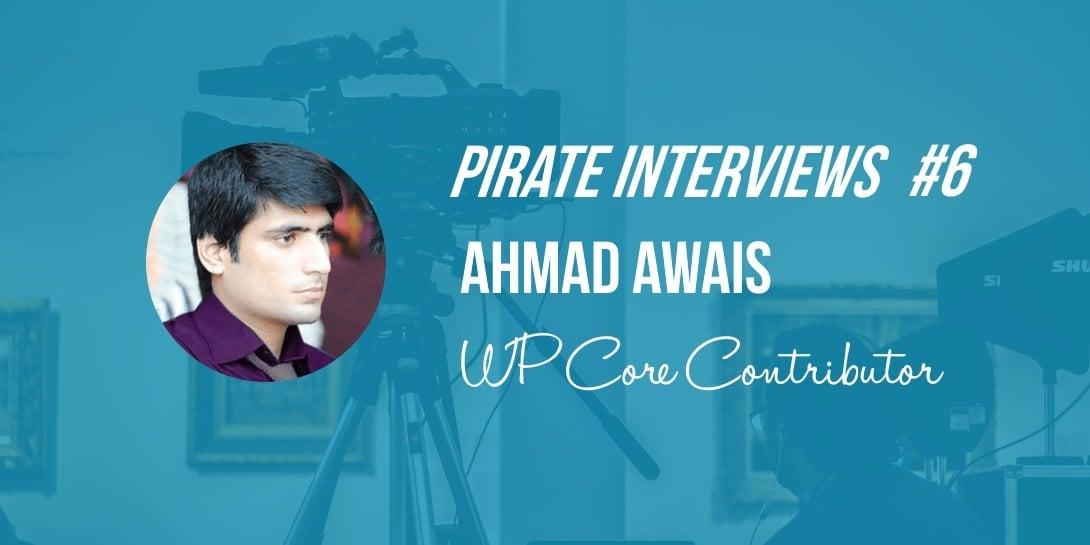 Ahmad Awais Interview