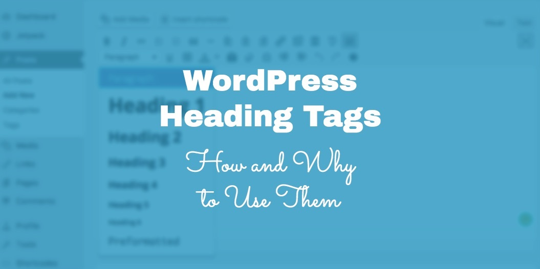 WordPress Heading Tags