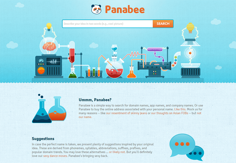 Blog Name Generators - Panabee