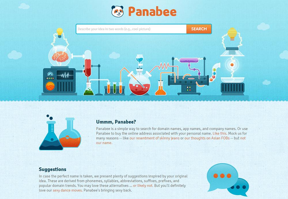 Blog Name Generators - Panabee