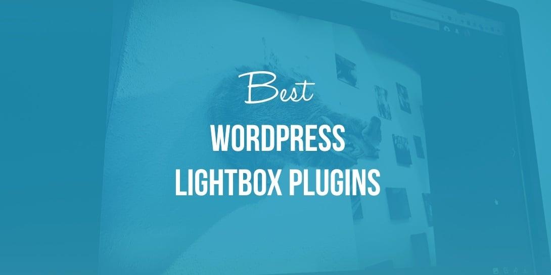 Best WordPress lightbox plugins