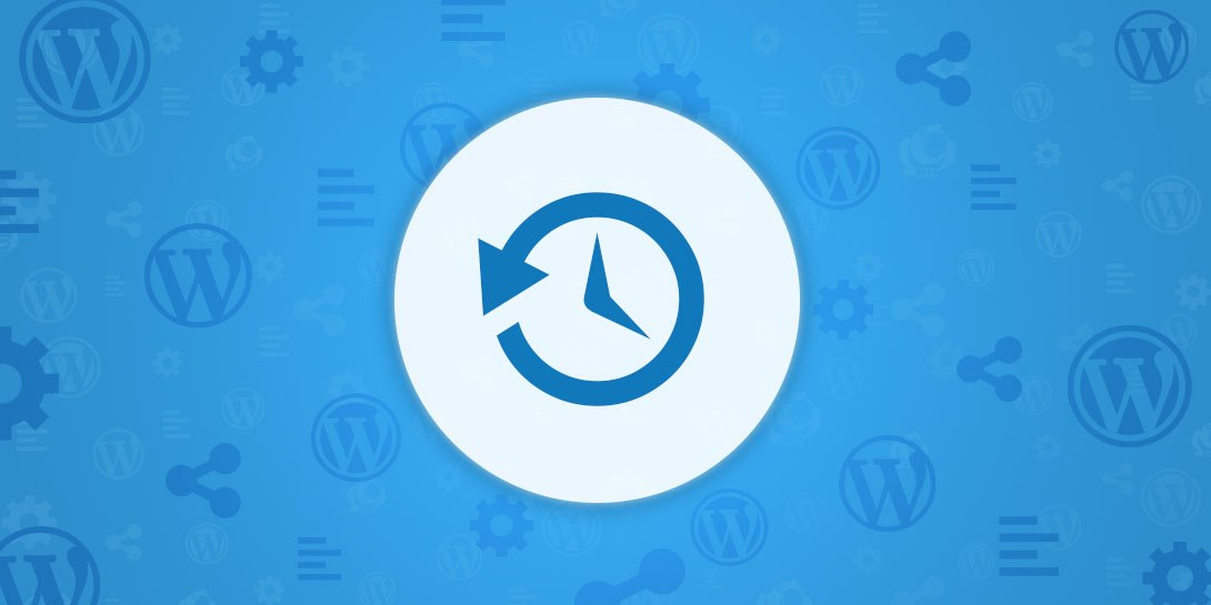 WordPress backup tips