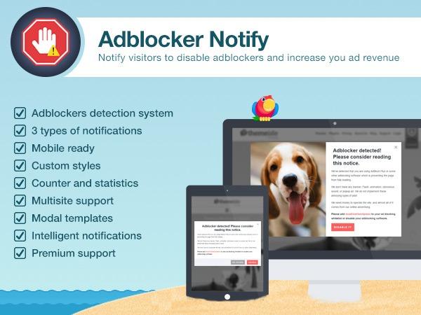 AdBlocker Notify