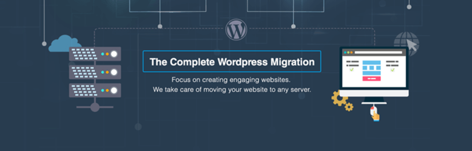 A WordPress migration service.
