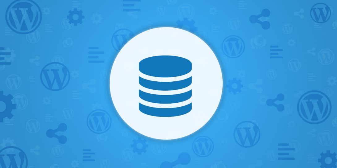 WordPress database maintenance plugins
