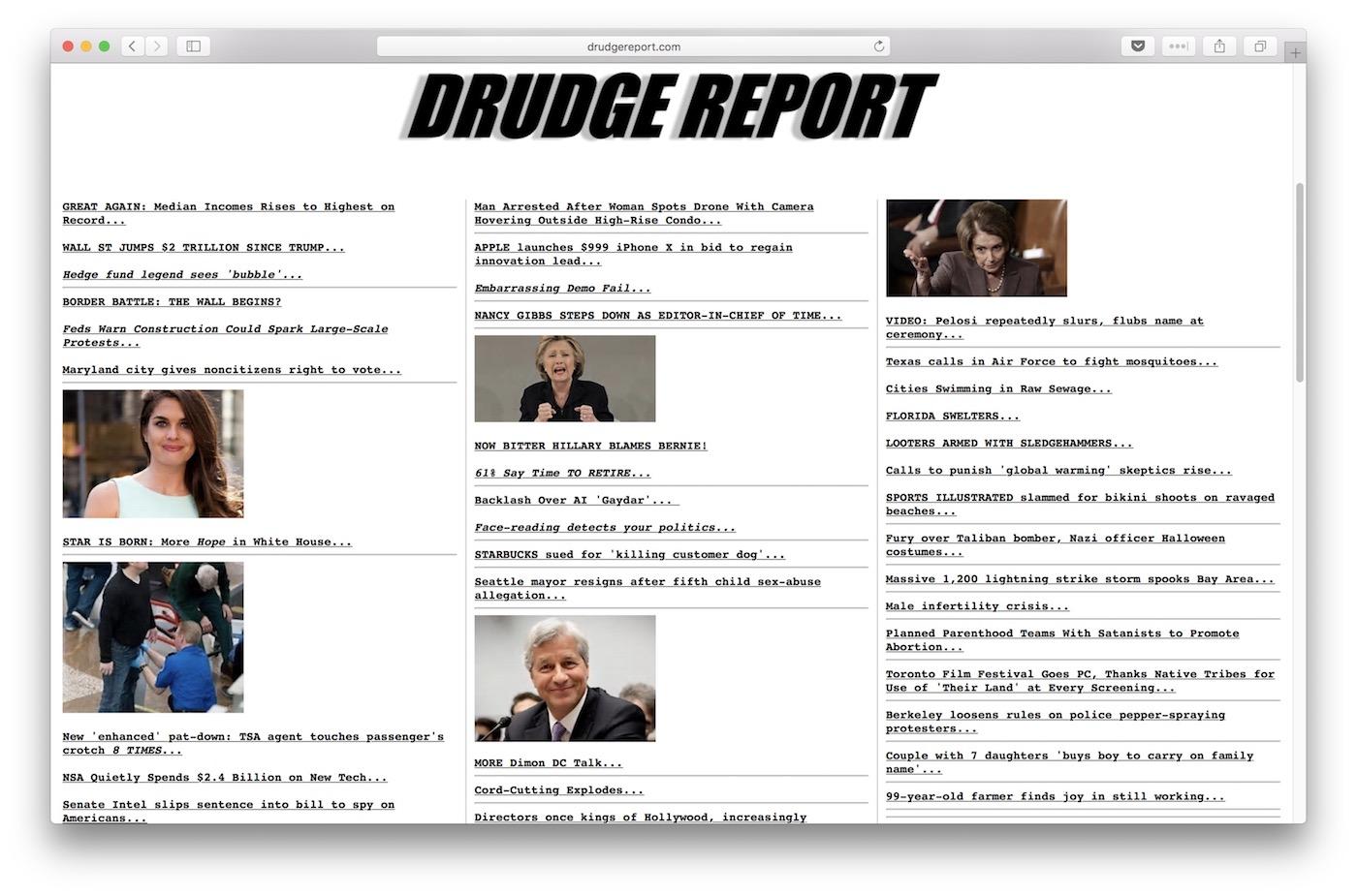 The Drudge Report