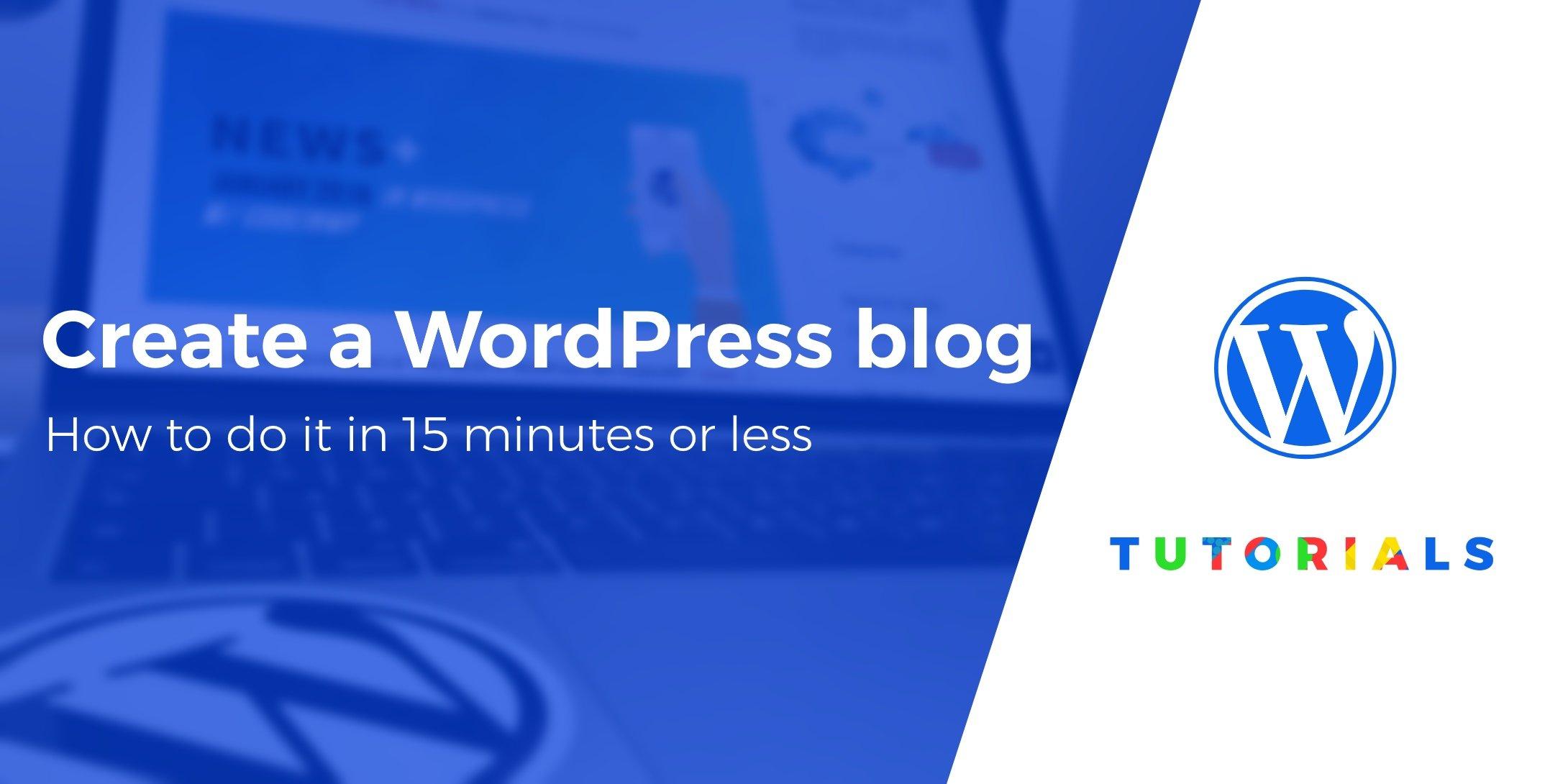 how to build wordpress site
