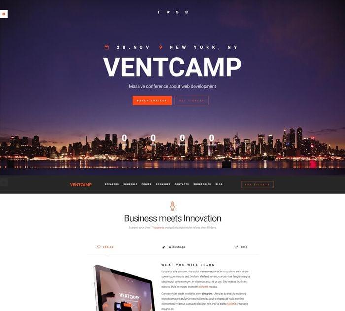 Ventcamp