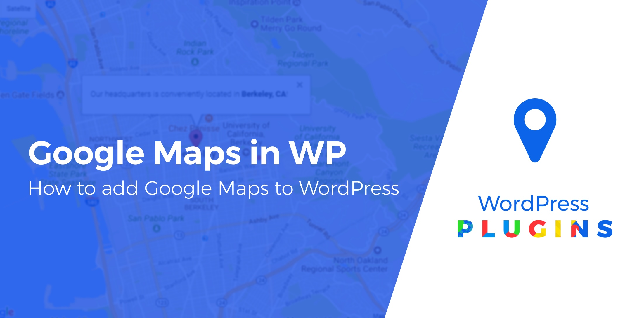 How to Add Google Maps to WordPress (Beginner\'s Guide)