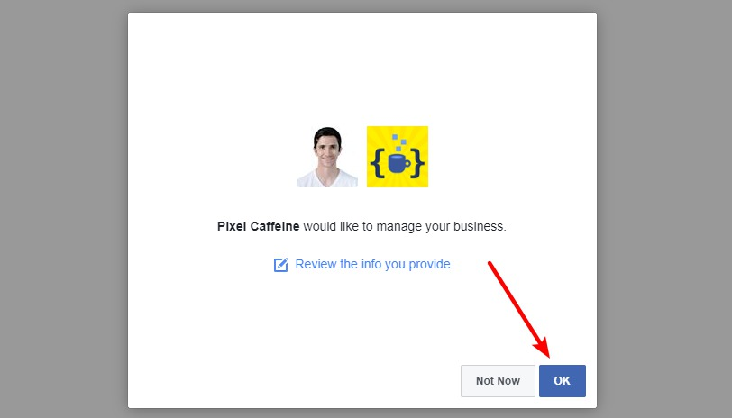 give pixel caffeine access