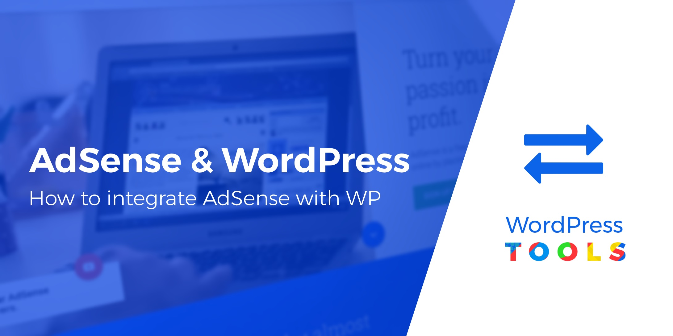 integrate AdSense with WordPress