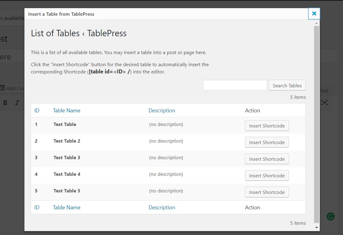 Beginner's Guide: How to Add Tables in WordPress Using TablePress