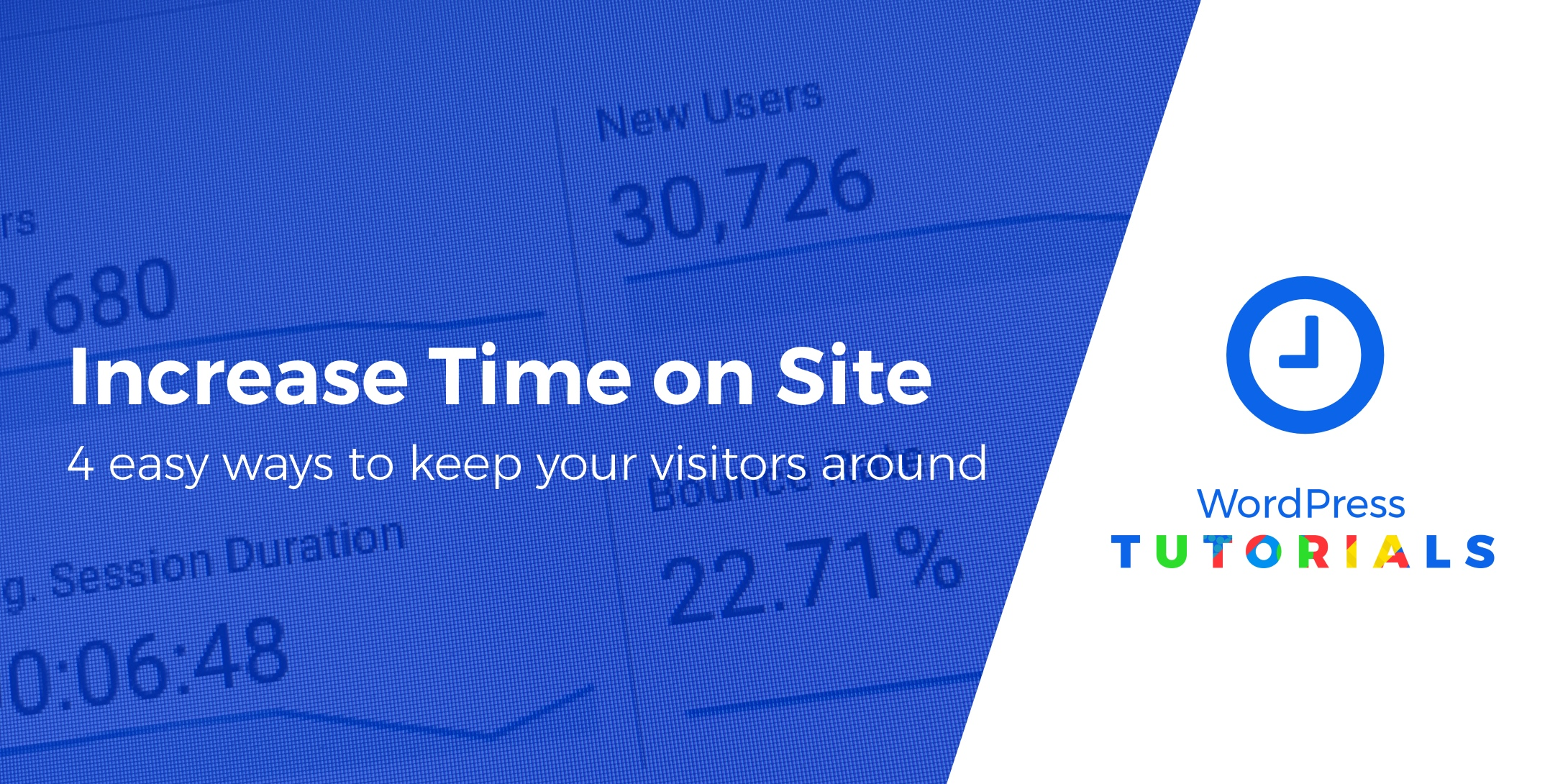 4 Easy Ways to Increase Time on Site and Keep Your ...