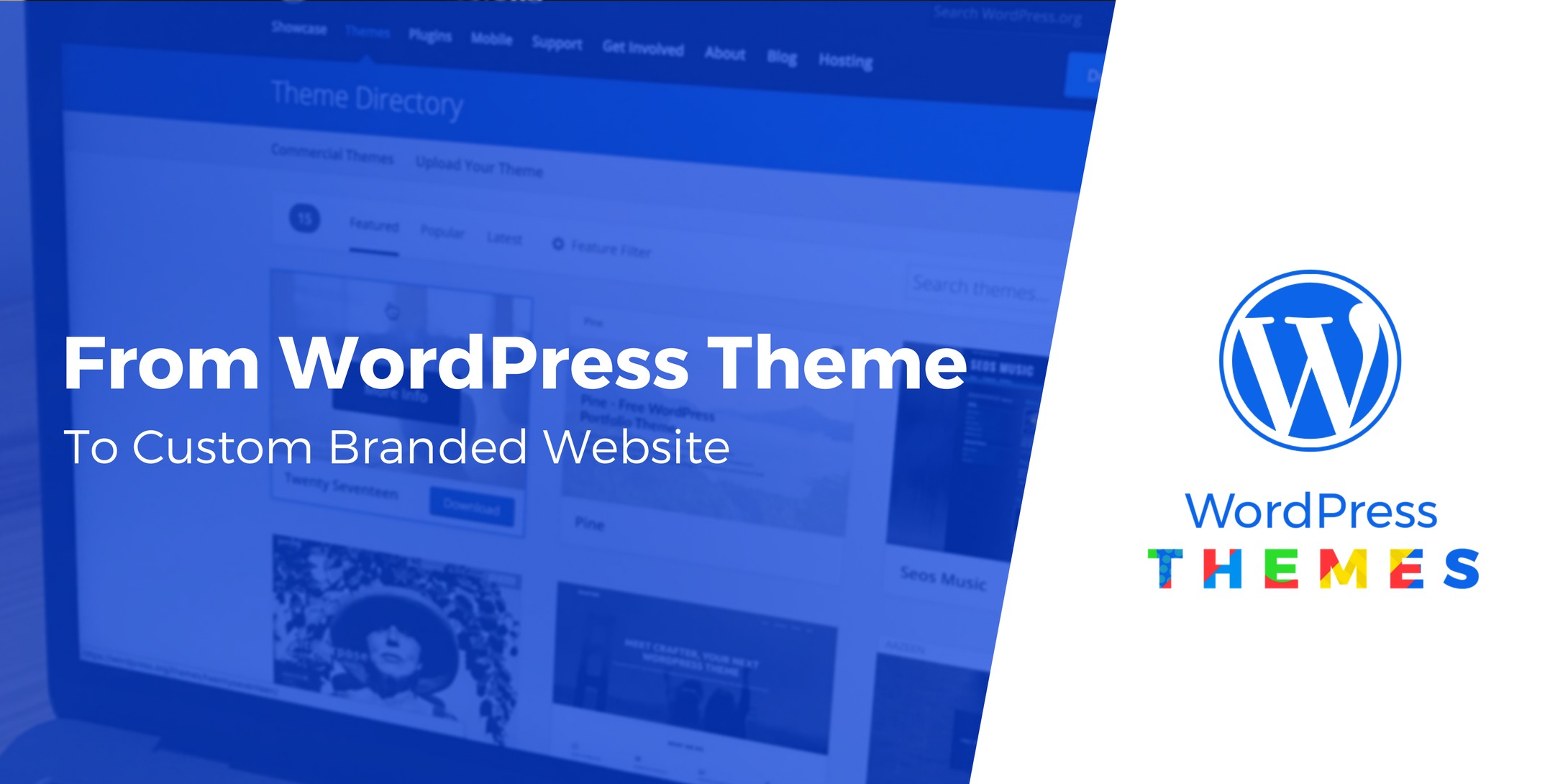 Turning a WordPress Theme Into a Custom Branded Website