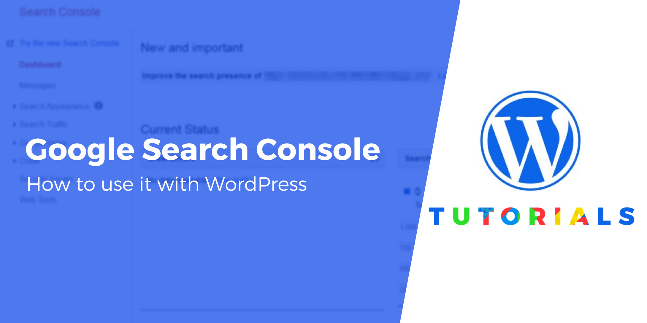 Google Search Console + WordPress