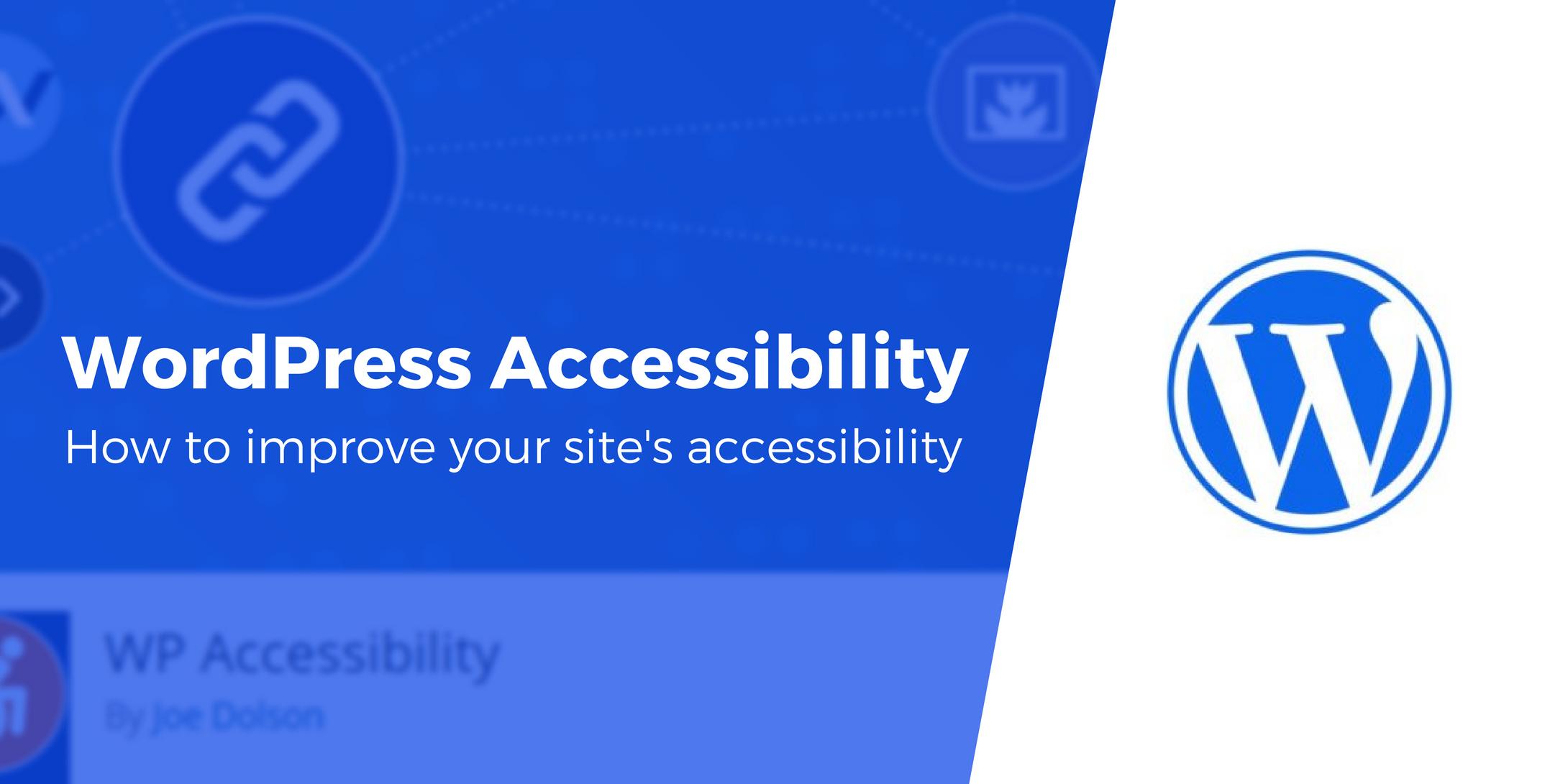 WordPress Accessibility