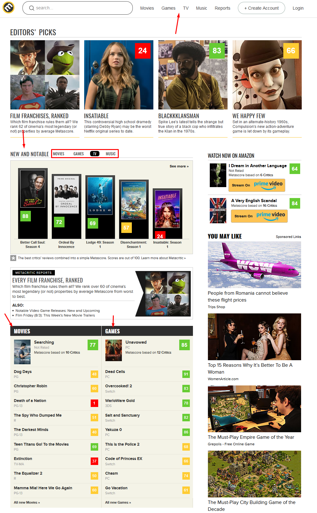 Navigation is crucial to the success of a WordPress news aggregator website