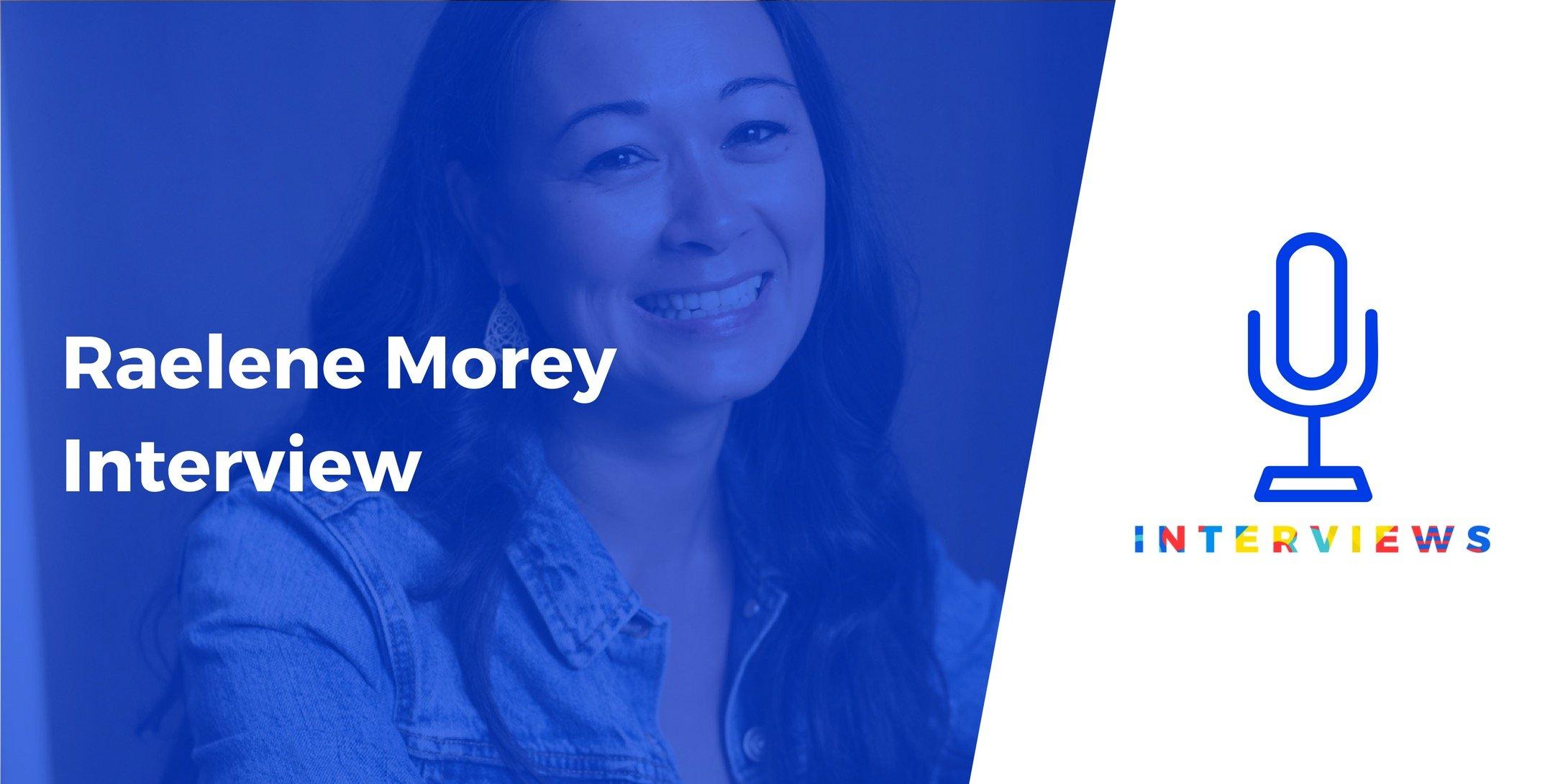 Raelene Morey Interview – Founder of Words By Birds and Former WPMU DEV Editor