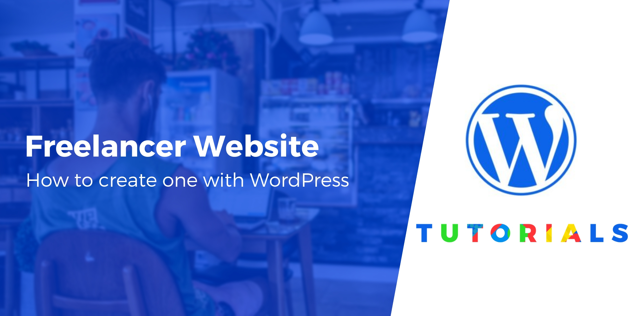 freelance wordpress website