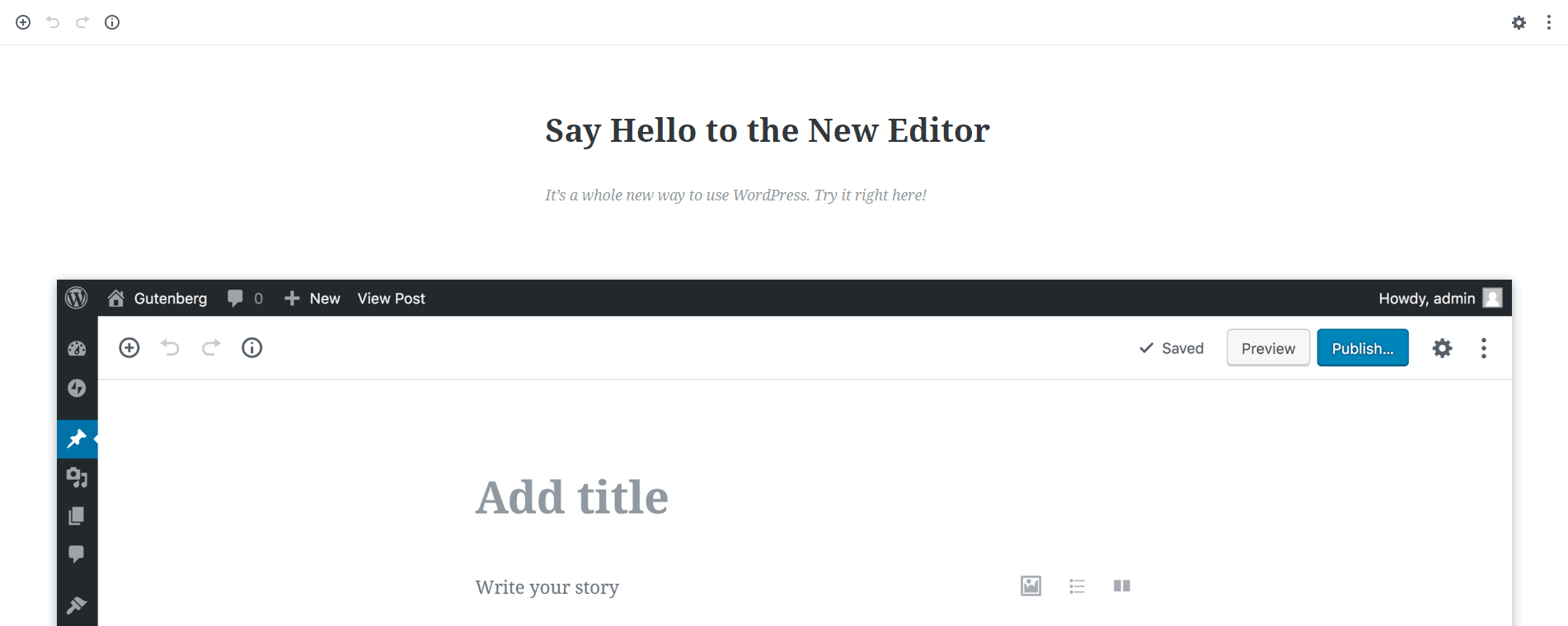 The project Gutenberg website.