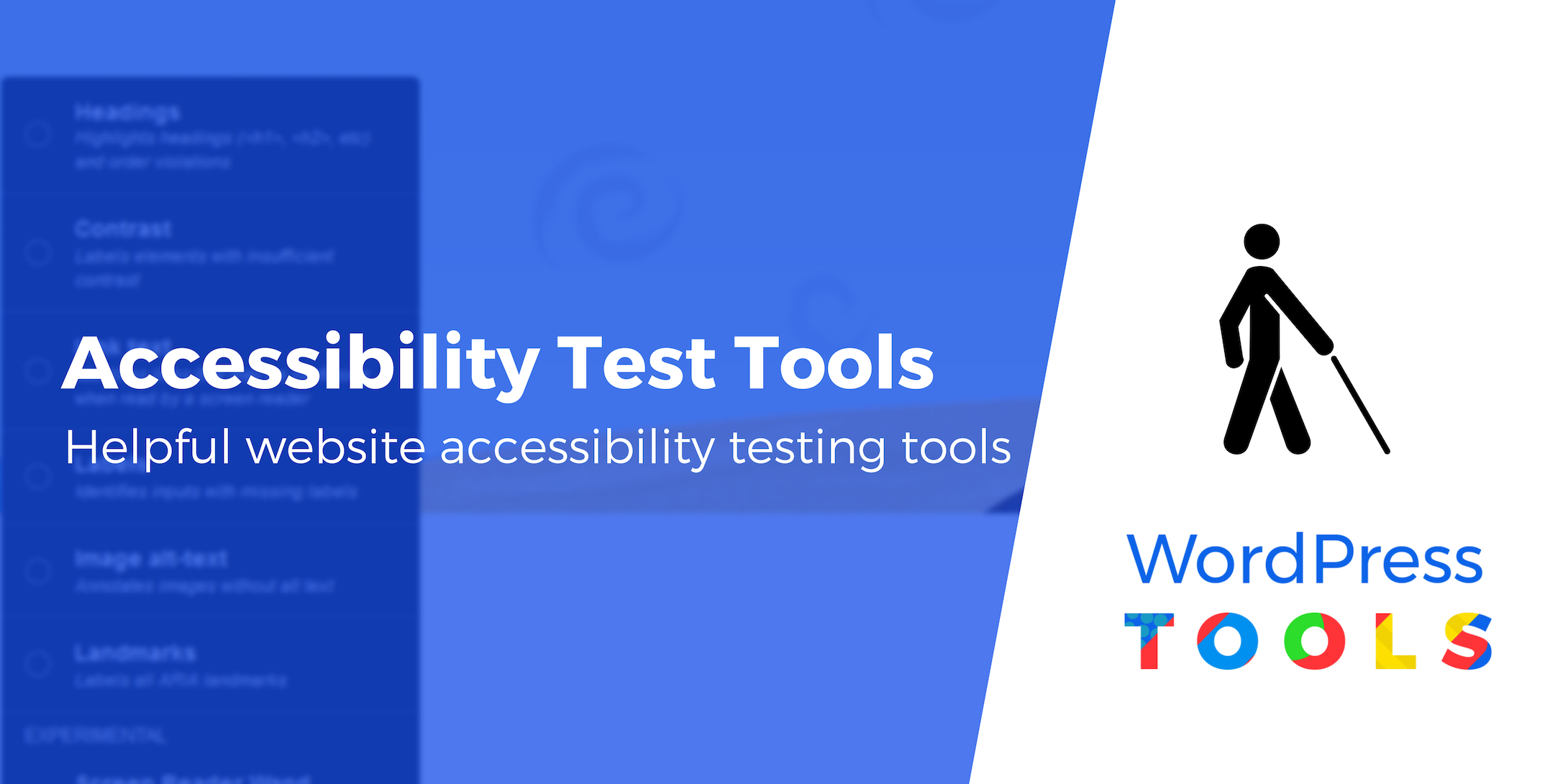 Accessibility Testing Tools