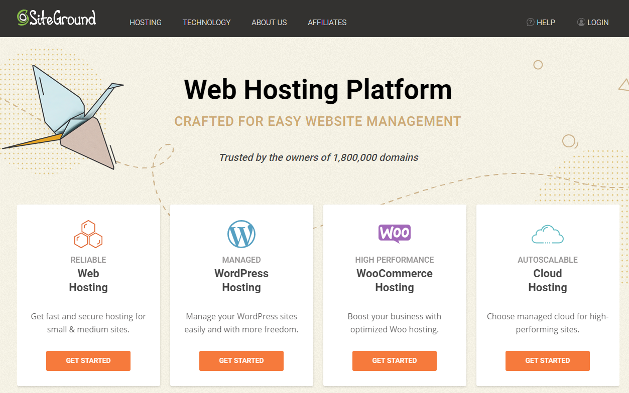 siteground offers great cheap web hosting