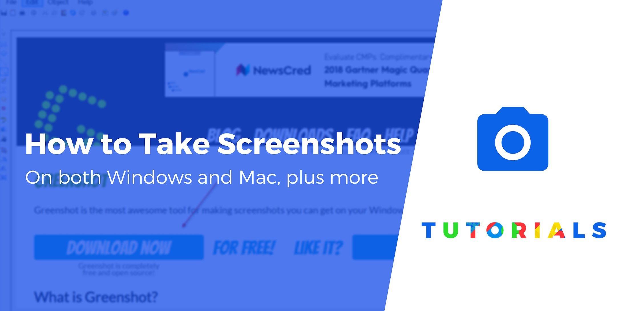 How to Screenshot on Computer