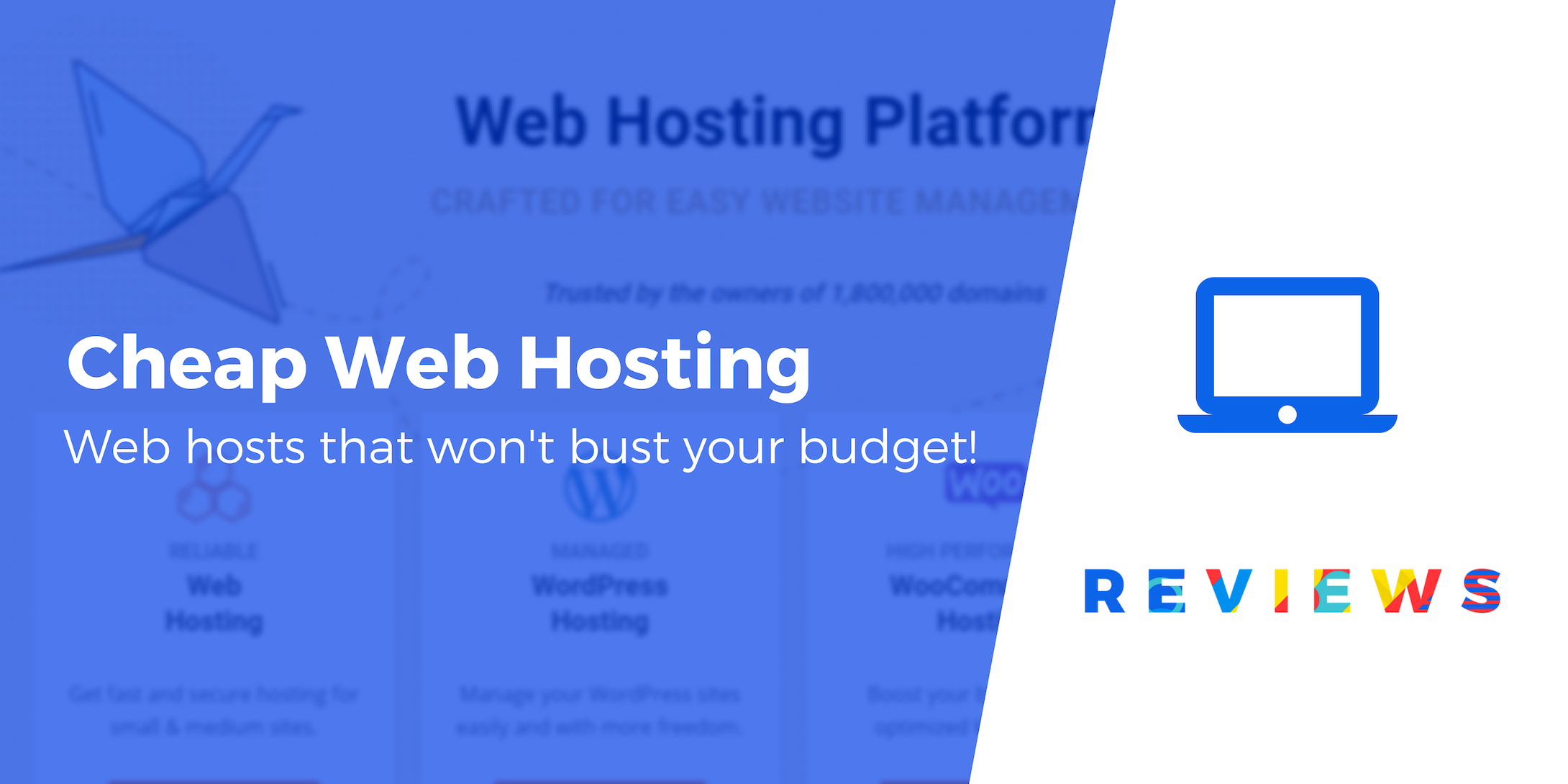 5 Best Cheap Web Hosting Services, Starting at Just $2.75 / Month