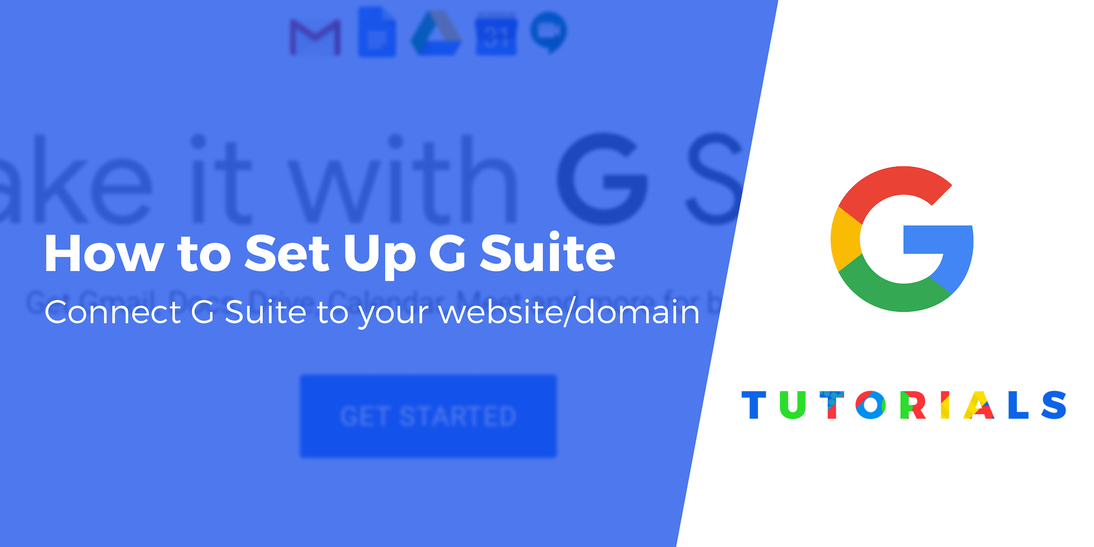 Set Up G Suite