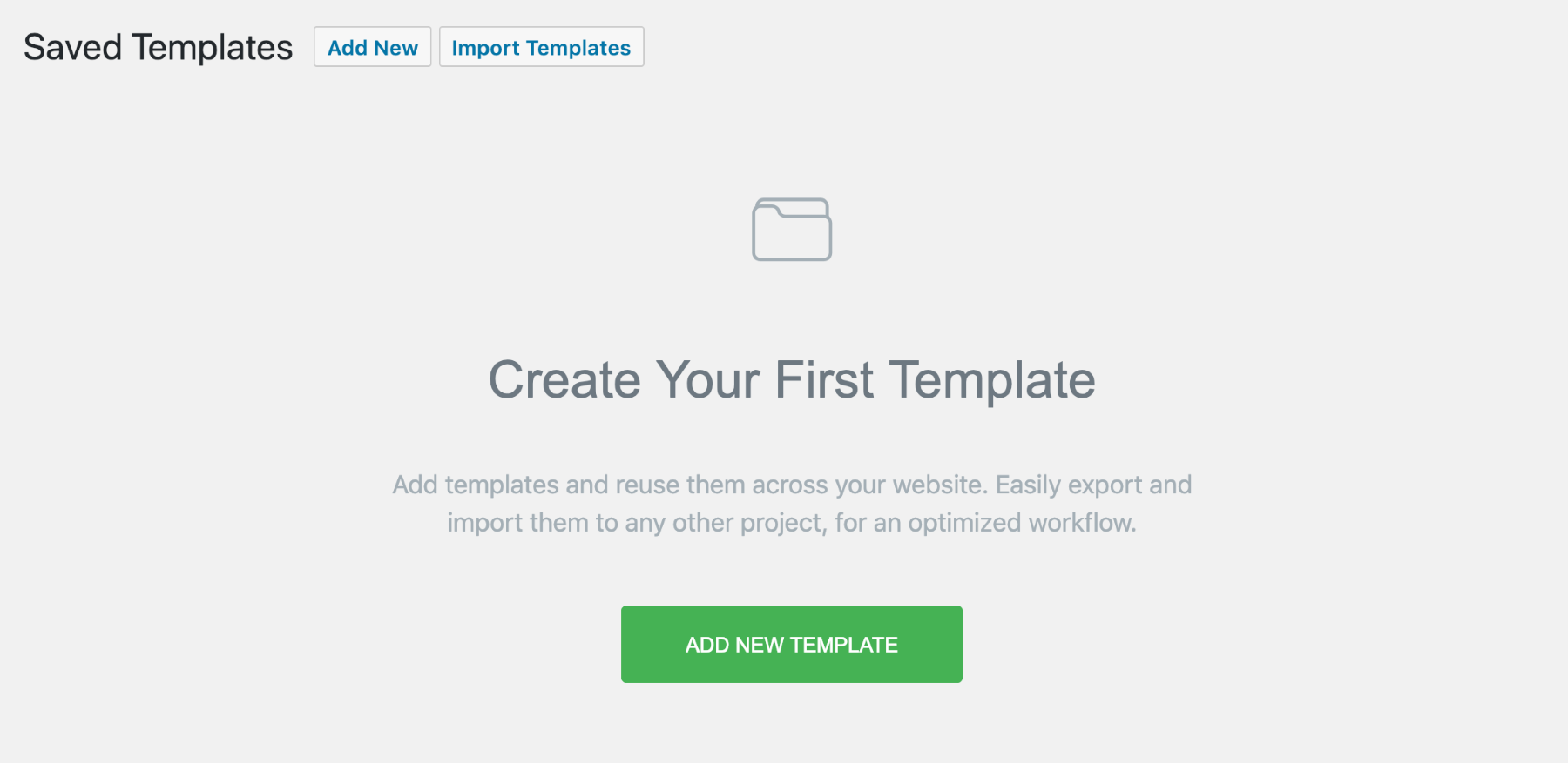 templates blank