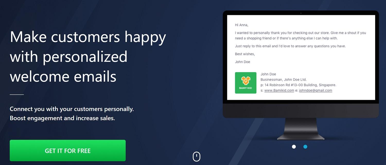 Happy Email