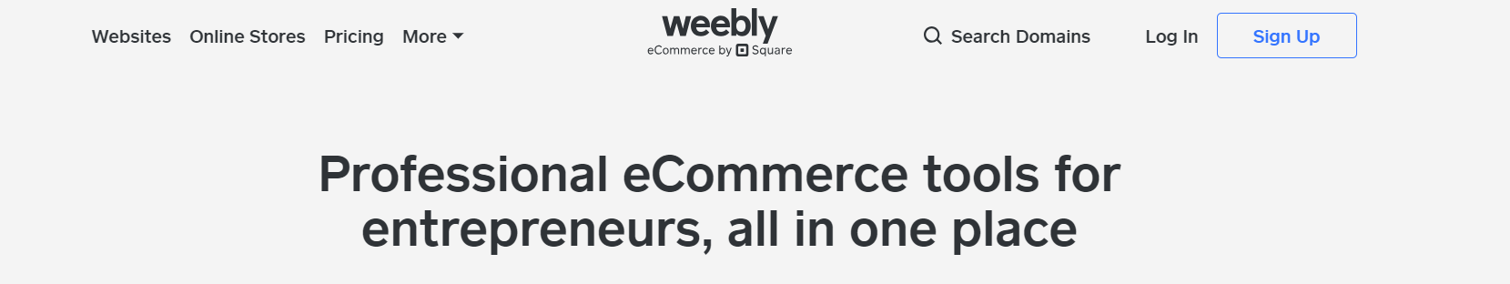 Weebly is an affordable Wix alternative